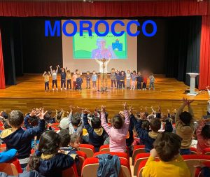 Dream English-Morocco